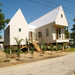 Post Katrina housing built by Architecture for Humanity