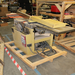 We've had poor luck with used and hobbyist-grade planers - this is our most recent planer, which needs to be replaced.