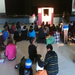 Mission Middle School Students created a Puppet Theater to enhance autobiography projects with an Innovation Award.