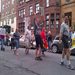 YouthPride members marching in the Albany Pride Parade 2010