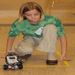 Because of you, our girls are able to explore their greatest interests, like building a robot!