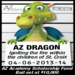 AZ's Most Wanted - AZ Dragon