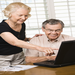 We help seniors gain basic computer skills and avoid internet fraud,