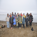 the Iñupiaq Land Values & Resources summer camp in Wainwright, AK 2012