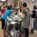 Volunteers preparing dinner at the Jerome Community Kitchen