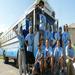 The Team Peacock Bus!