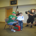 Wish child Ezequiel wished to meet his hero John Cena.