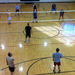 We help host a LGBT volleyball group.
