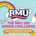 The RMU 300 Donor Challenge