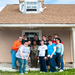 The April group of Mission 2013: New Orleans with our home's owner Miss Cassandra!