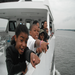 Annapolis City students take a Watermark boat ride, which for many is their first experience on a boat.