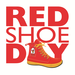 Cecilia Garay fundraising for 2013 Red Shoe Day