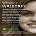 Where's Waldorf | Grace Gerdes, Waldorf Sarasota Graduate