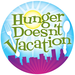 Hunger Doesn't Vacation Logo!
