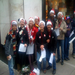 "MEUSA volunteers go ""equality caroling"" in San Francisco's Union Square"