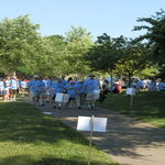 6th Annual Rollin' Along The River  5K Run and Walk & Roll-A-Thon