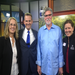 Nita Killebrew, Jack Morris and Katie Lindenfelser with Mike Max of WCCO