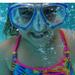 Olivia's 5K swim for Juvenile Diabetes in honor of Piper Banks