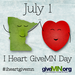July 1: I Heart GiveMN Day