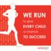 Abebual Fekade-Sellassie fundraising for Jumpstart Marine Corps Marathon Team