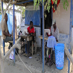 Microfinancing Alelouya Chop Tailor Shop