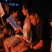 Campfire Sharing at Camp Shalom this summer