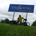 Crossed into Missouri!