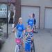 Tim and Sara Beaner & family