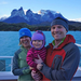 Our family in Patagonia