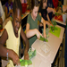 We teach about growing and eating healthy food to area youth and adults