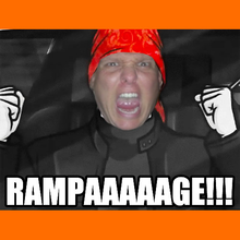 Rampage For The Cure!