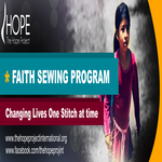 The Hope Project- Faith Sewing Program