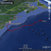 Roxanne was last tracked to be 600 miles offshore from Newfoundland on Wednesday, 9/4/13.
