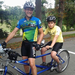 Julian & Brian's 30-mile Tandem Ride to Benefit Autism Intervention