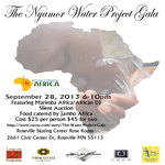 The Nyamor Water Project Gala