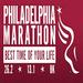 Team Six fundraising for Philadelphia Marathon Mia Comer, Bianca Hunley, Crystal Bridges, CaseyAyers