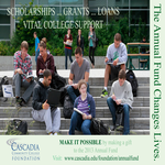 Cascadia Community College Foundation-2013 Annual Fund
