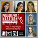 Team Five fundraising for Philadelphia Marathon Deb Kucera, Carol Owens, Amy Bratta, Emily Beus, Colleen Sullivan