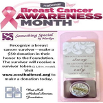 Honor a Breast Cancer Survivor