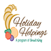 Amanda Nover's Holiday Helpings Fundraiser