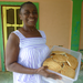 Analee invests her loans in the purchase of supplies to bake a variety of breads for the tourists visiting Roatán.