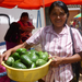 Isidora hopes to continue to expand her business selling chayote in the local market with Adelante loans and education.