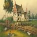 Old Stone House & Garden Campaign- A. Marcus Krieg