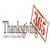 Faith Radle fundraising for Thanksgiving 365 - 2013 Campaign