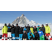 PC FREE's mogul crew in Zermatt, Switzerland getting ready of r2013-14 ski season