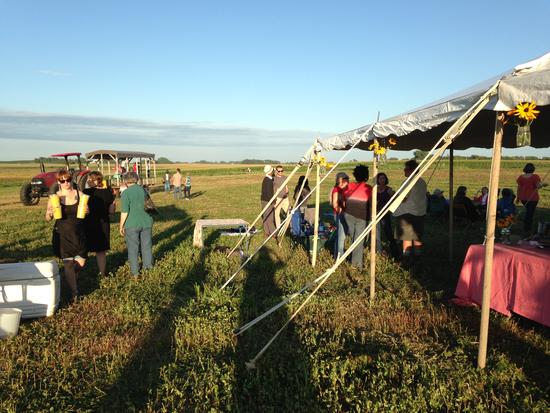 Organic Field School At Gardens Of Eagan Razoo