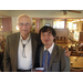 Our ministry includes networking for the Kingdom.  A scholar from Inner Mongolia meets former MN Governor Al Quie