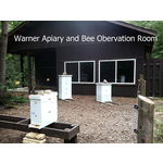 Warner Nature Center - Apiary Project