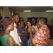 MP Sam Okuonzi Visits Class SocMed 2013 Uganda