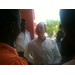 Paul Farmer Visits SocMed Haiti 2013 Course